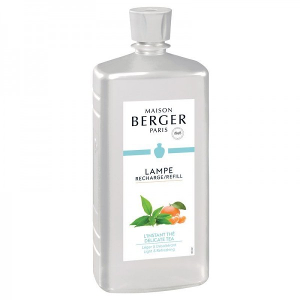 Lampe Berger L'Instant The Nachfüllflasche Delikater Tee