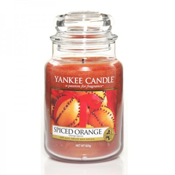 Yankee Candle Spiced Orange - Housewarmer