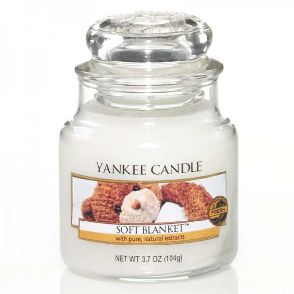 Yankee Candle Soft Blanket Vanille - Housewarmer