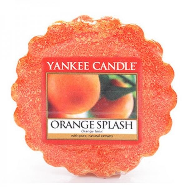 Yankee Candle Dufttarts Orange Splash - Duftwachs