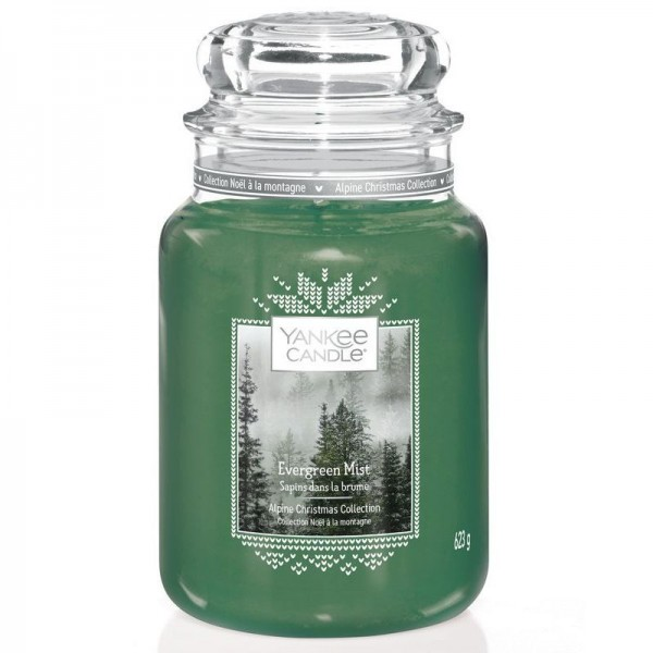 Yankee Candle Evergreen Mist - Housewarmer