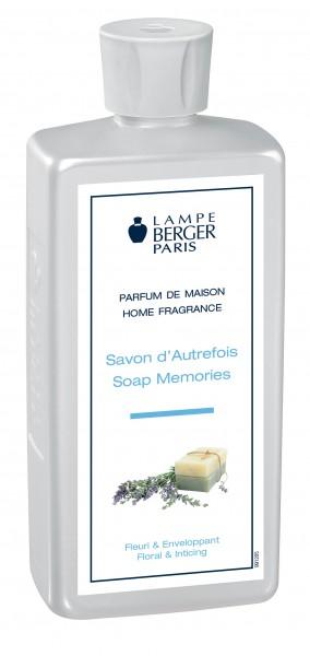 Lampe Berger Savon d`Autrefois Nachfüllflasche Frische Seife