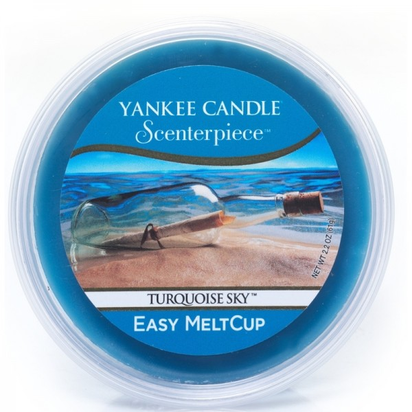Yankee Candle - Scenterpiece Easy MeltCup - Turquoise Sky