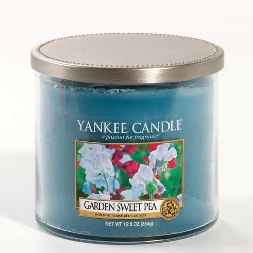 Yankee Candle Garden Sweet Pea - Housewarmer