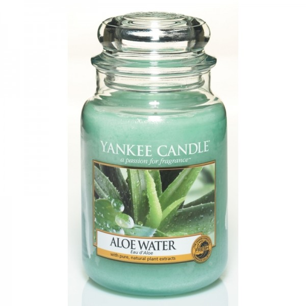 Yankee Candle Aloe Water - Housewarmer