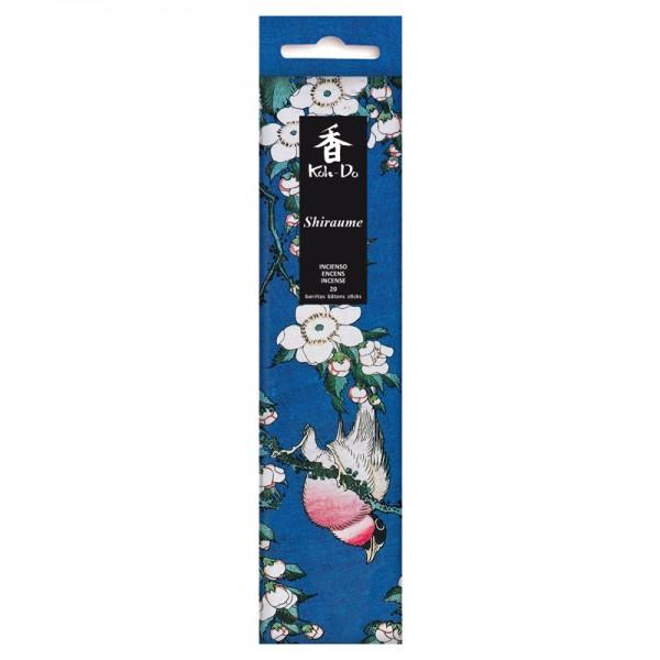 Nippon Kodo Shiraume Räucherstäbchen - Tierra Zen