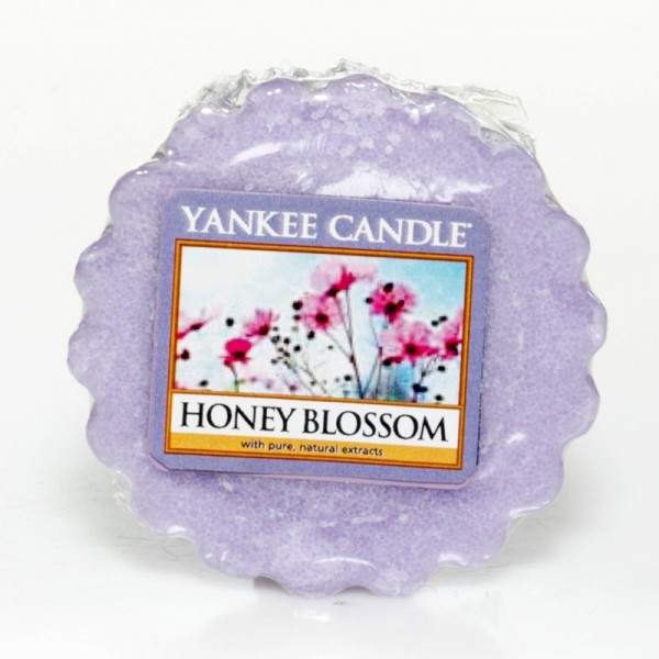Yankee Candle Dufttarts Honey Blossom - Duftwachs