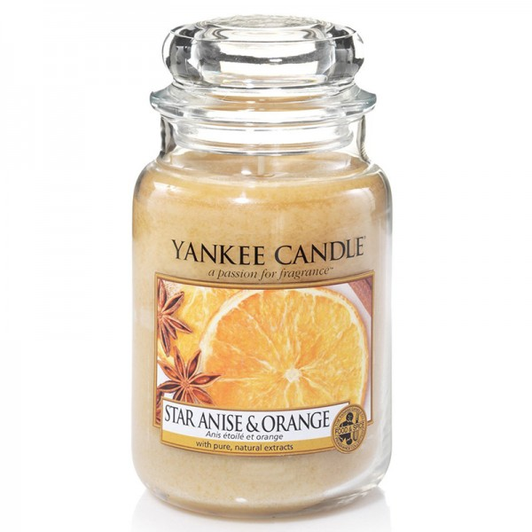 Yankee Candle Star Anise & Orange