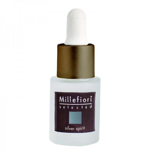 Millefiori Duftöl Silver Spirit - Wasserlöslich