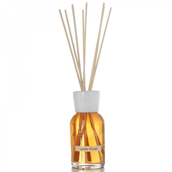 Millefiori Vanilla Flower Diffuser – Natural Fragrances