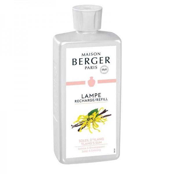 Lampe Berger Soleil d'Ylang Nachfüllflasche Sonnige Ylang-Pflanze