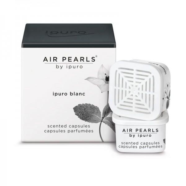 ipuro Air Pearls blanc - Duftkapsel - White