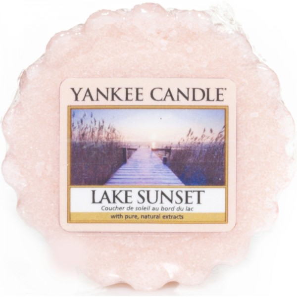 Yankee Candle Dufttarts Lake Sunset - Duftwachs