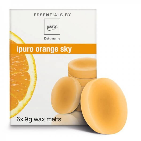 ipuro Wachsplättchen orange sky - Duftwachs - Wax Melts