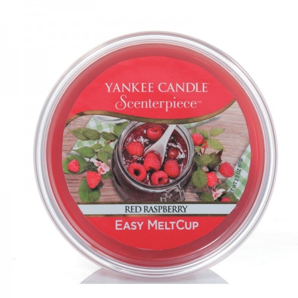 Yankee Candle - Scenterpiece Easy MeltCup - Red Raspberry