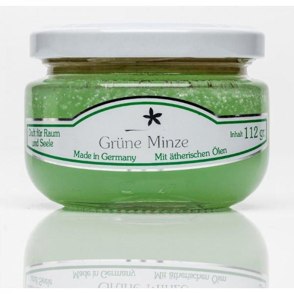 Olori Duftglas Grüne Minze