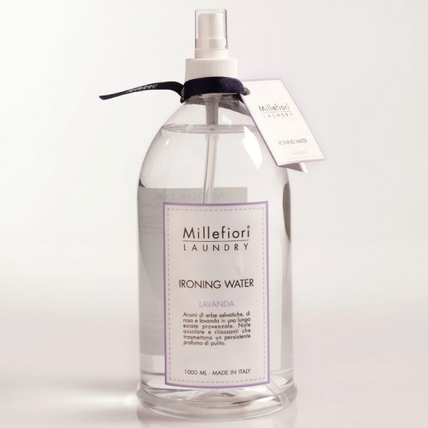 Millefiori Bügelwasser Lavanda