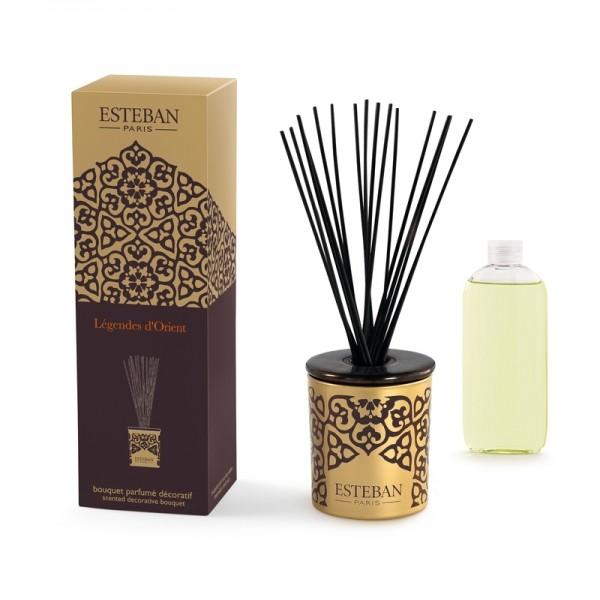 Estéban Légendes d`Orient Diffuser - bouquet parfumé décoratif