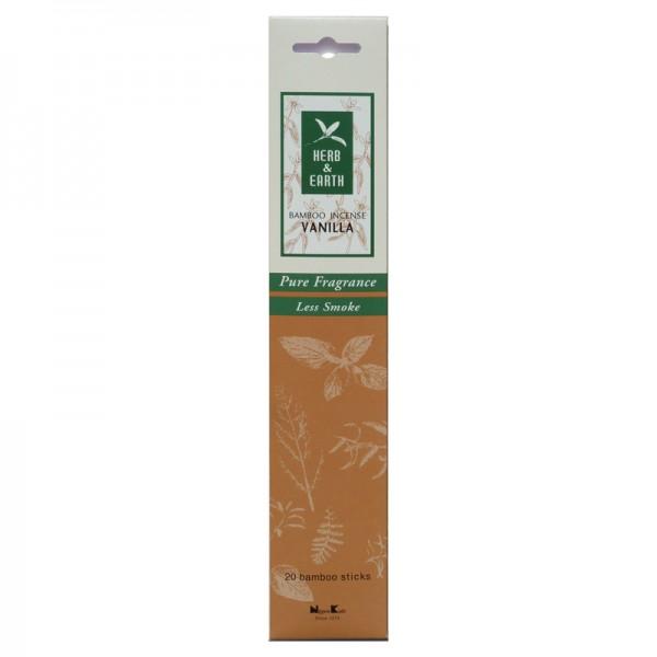 Nippon Kodo Vanilla Räucherstäbchen - Tierra Zen