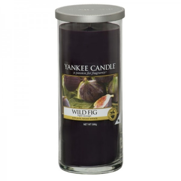 Yankee Candle Wild Fig - Perfect Pillar