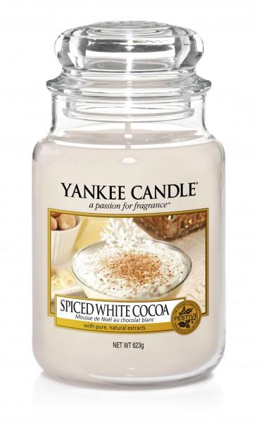 Yankee Candle Spiced White Cocoa - Housewarmer
