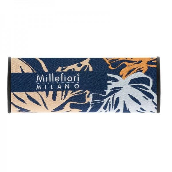 Millefiori Autoduft White Musk - Textile Geometric