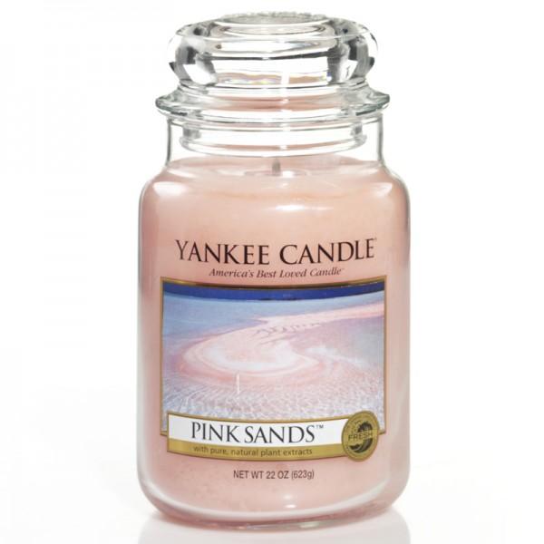 Yankee Candle Pink Sands - Housewarmer