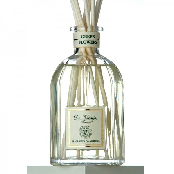 Dr. Vranjes Green Flowers Diffuser - Fragranze D'Ambiente