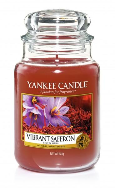 Yankee Candle Vibrant Saffron - Housewarmer