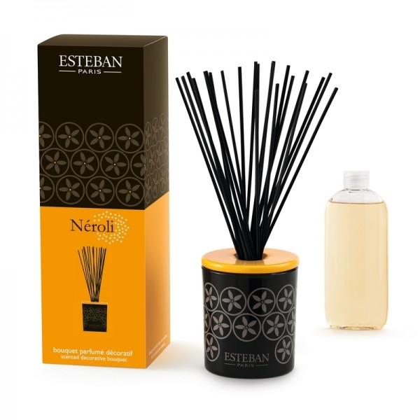 Estéban Néroli Diffuser - bouquet parfumé décoratif
