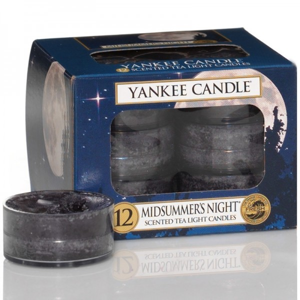 Yankee Candle Midsummer`s Night - Teelicht