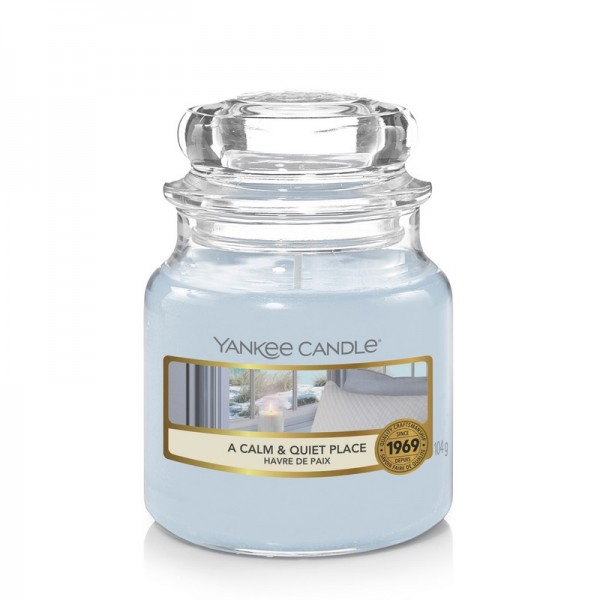 Yankee Candle A Calm & Quiet Place - Housewarmer