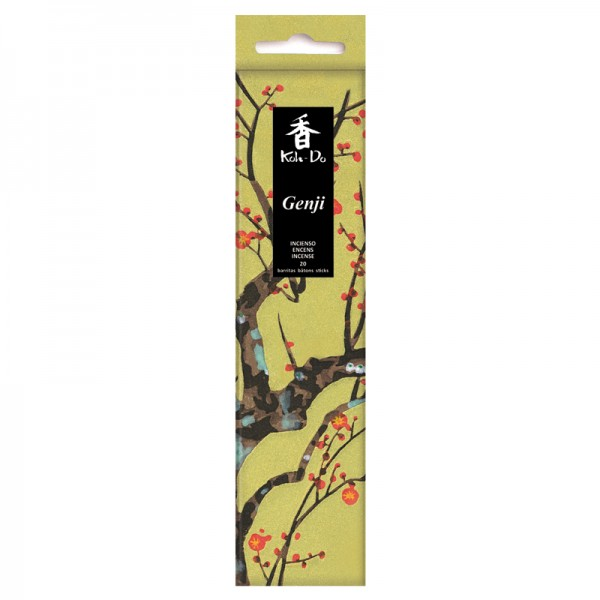 Nippon Kodo Genji Räucherstäbchen - Tierra Zen