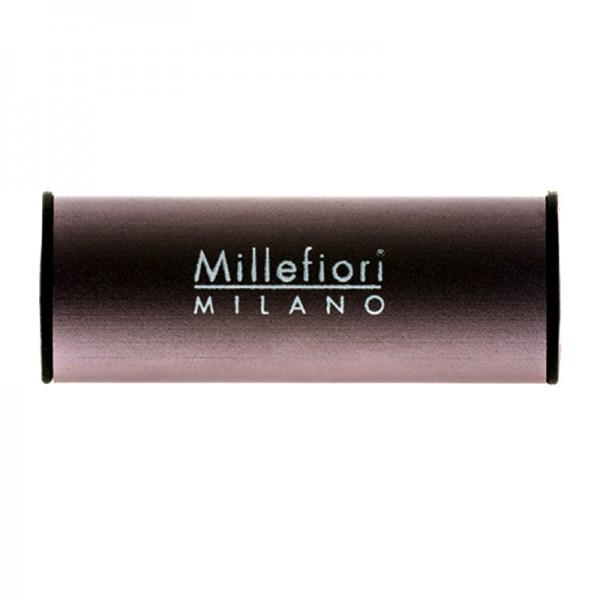 Millefiori Autoduft Sandalo Bergamotto - Metall bronze satiniert