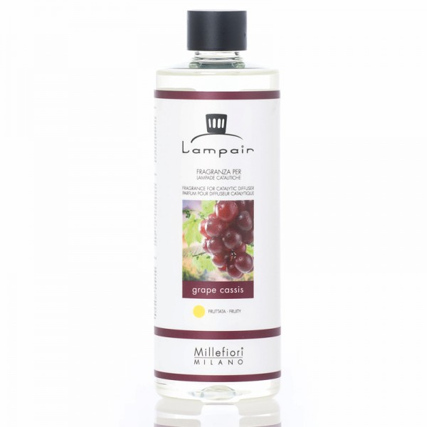 Lampair Grape Cassis Nachfüllflasche - Millefiori Milano