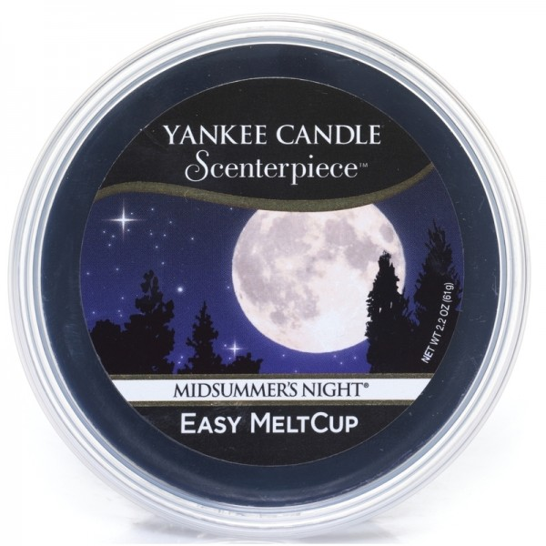 Yankee Candle - Scenterpiece Easy MeltCup - Midsummer's Night