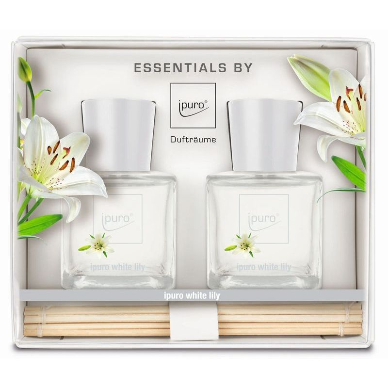 ipuro white lily geschenkset. Black Bedroom Furniture Sets. Home Design Ideas