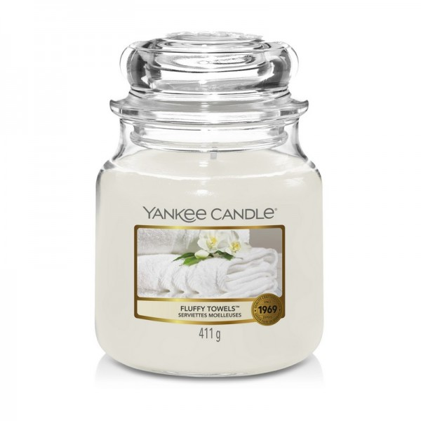 Yankee Candle Fluffy Towels - Housewarmer
