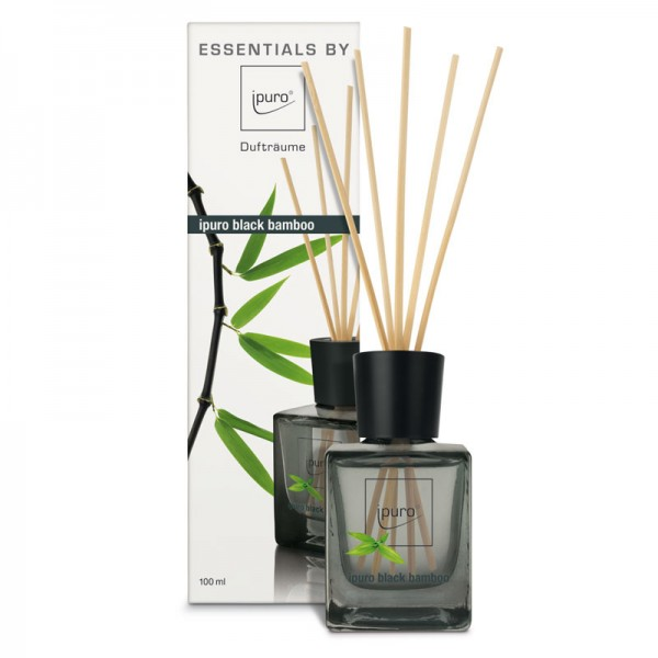 ipuro Raumduft black bamboo Diffuser - Essentials