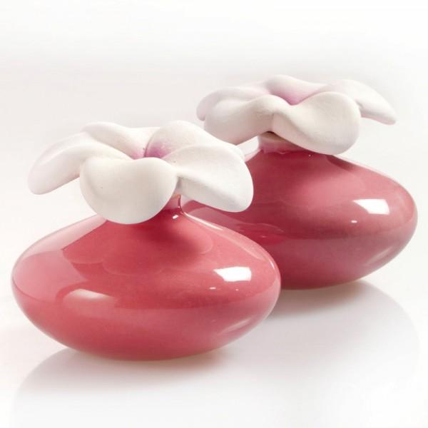 Millefiori Zierdiffuser Extrakleine Blumen - rosa