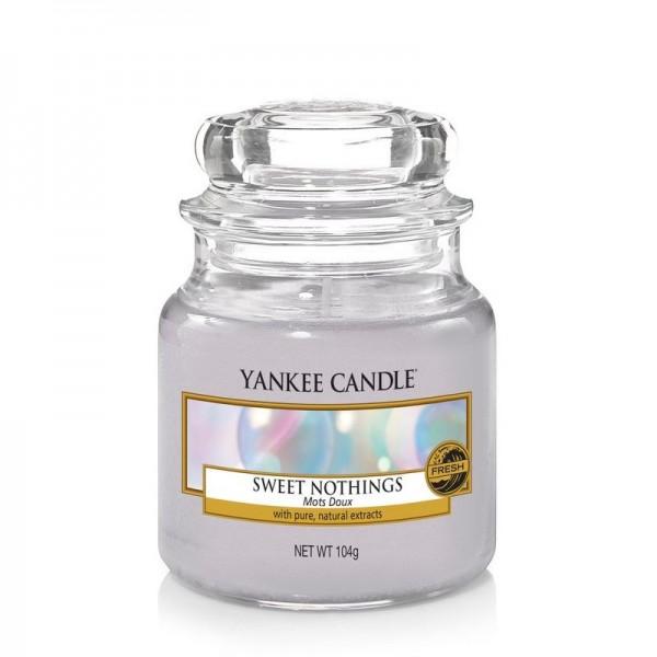 Yankee Candle Sweet Nothings - Housewarmer