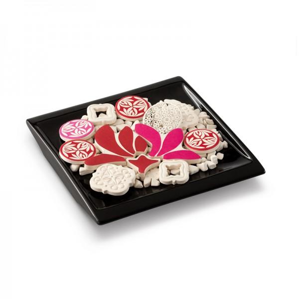 Estéban Magnolia rosa Potpourri - Keramik Set