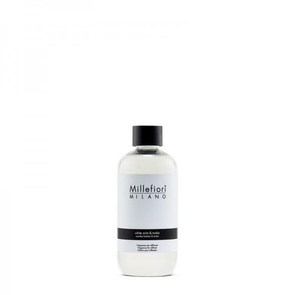 Millefiori White Mint & Tonka Nachfüllflasche