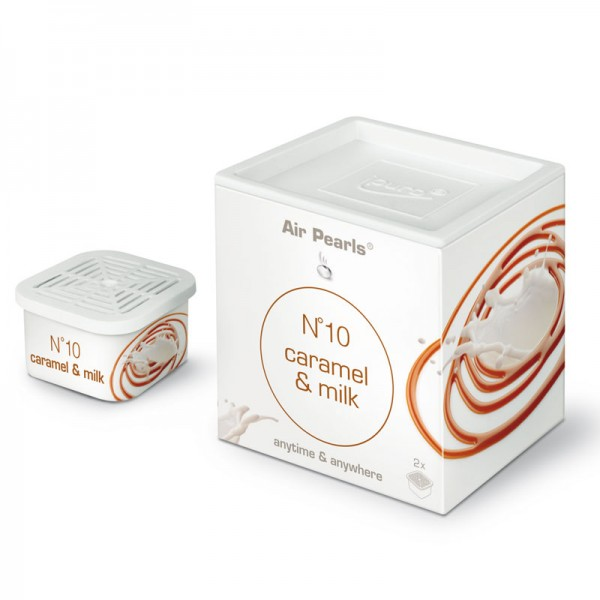 ipuro Air Pearls caramel & milk - Duftkapsel