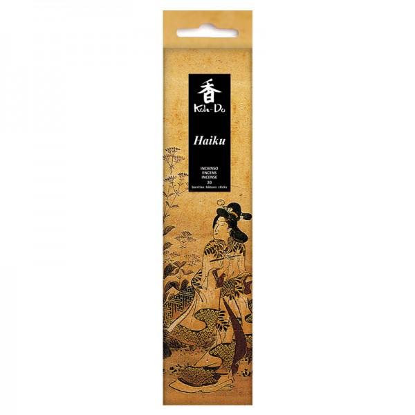 Nippon Kodo Haiku Räucherstäbchen - Tierra Zen