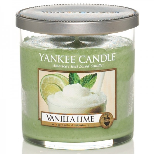 Yankee Candle Vanilla Lime - Perfect Pillar