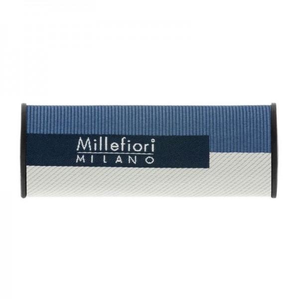 Millefiori Autoduft Cold Water - Textile Geometric
