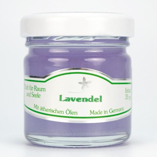 Olori Duftglas Lavendel