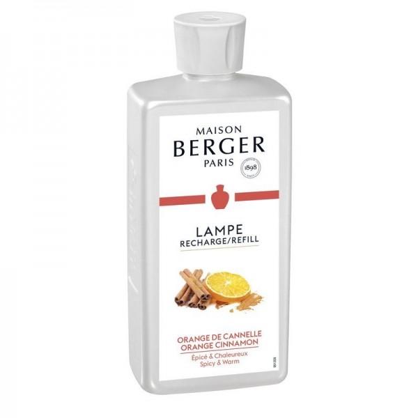 Lampe Berger Orange de Cannelle Nachfüllflasche Genüssliches Orange-Zimt Aroma