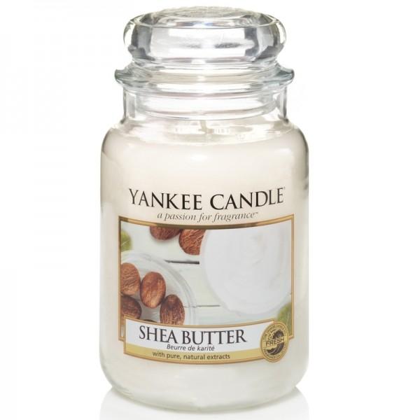 Yankee Candle Shea Butter - Housewarmer